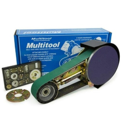 Multitool Belt & Grinder Attachment