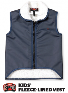 Red Rhino Kids Vest